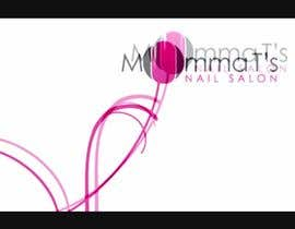 #6 para Create a Video intro/outro for Momma T's Nail Salon por SerMigo