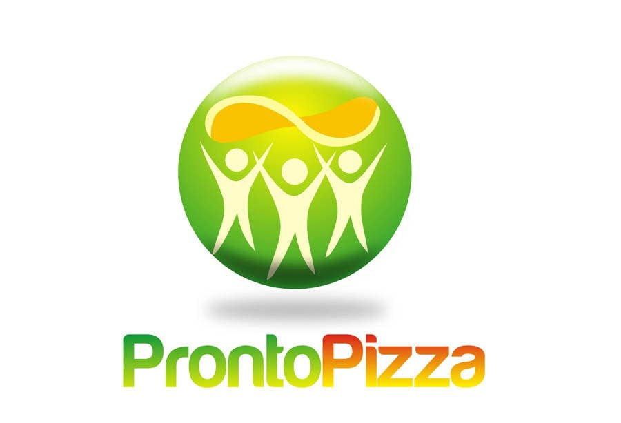 #184 for Logo Design for pronto pizza web site by santarellid