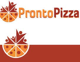 #82 untuk Logo Design for pronto pizza web site oleh Prelly