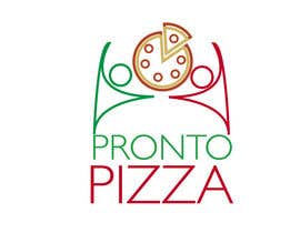 #161 para Logo Design for pronto pizza web site por LucianCreative