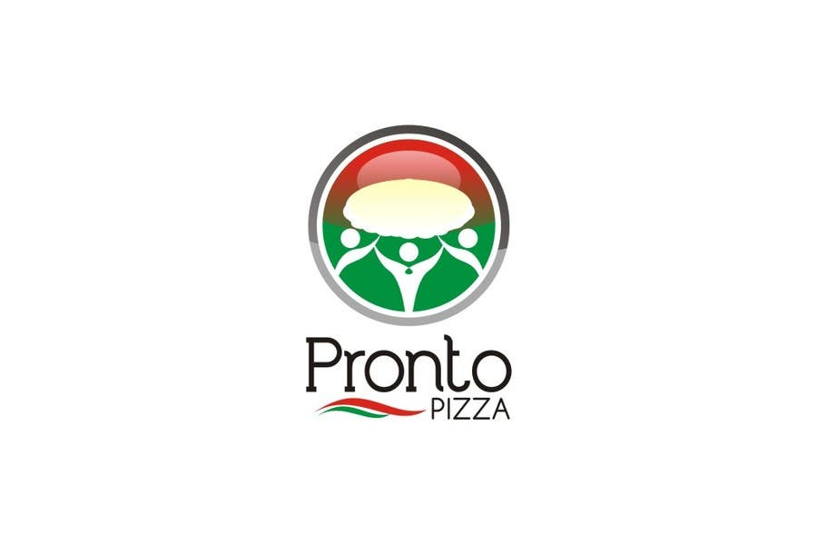 #86 for Logo Design for pronto pizza web site by santosrodelio