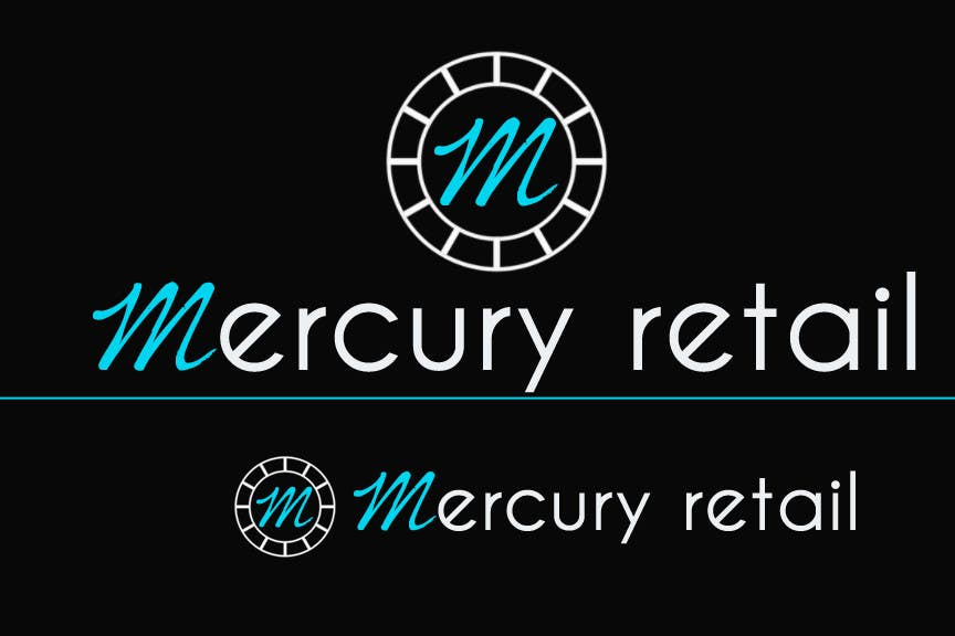 Proposition n°                                        42                                      du concours                                         Graphic Design for Mercury Retail