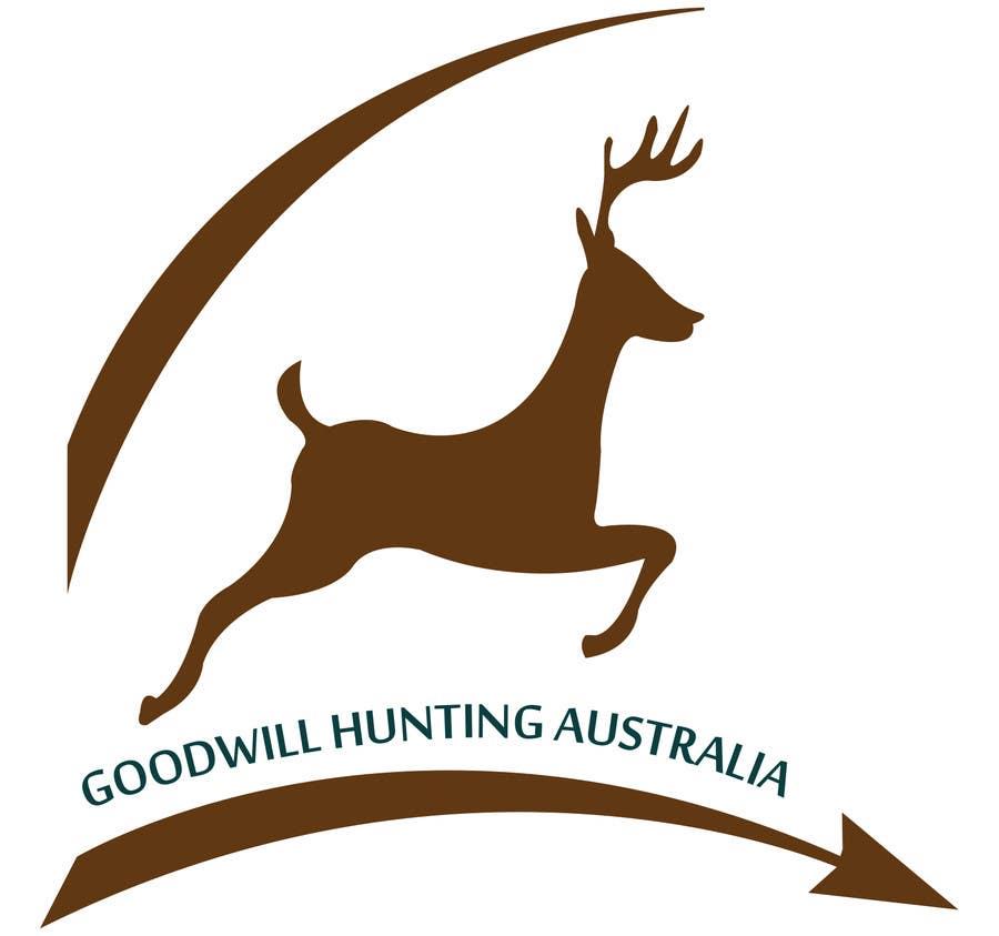 Bài tham dự cuộc thi #                                        40                                      cho                                         Design a Logo for Hunting Ecommerce business