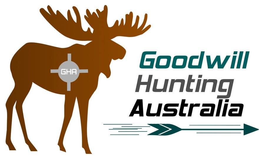Bài tham dự cuộc thi #                                        29                                      cho                                         Design a Logo for Hunting Ecommerce business