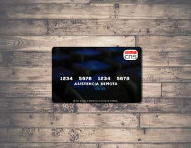 #7 para Crear diseño de impresión y presentación Credit Card Style de JuanRivasDesign