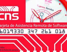 #6 para Crear diseño de impresión y presentación Credit Card Style de deborapaiva