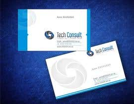 #57 para Design some Business Cards for Tech Consult por dipeshkamani