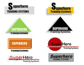 "nº 11 pour Design a Logo for ""Superhero Training Systems"" par anumags"