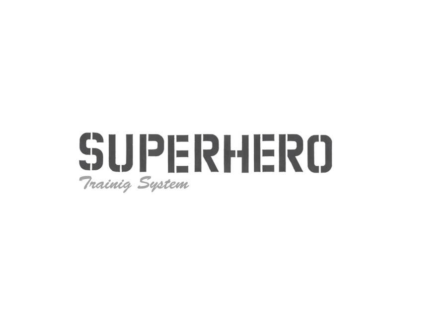 "#9 for Design a Logo for ""Superhero Training Systems"" by julifu08"