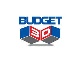 #69 for Design a Logo for Budget 3D by watzinglee