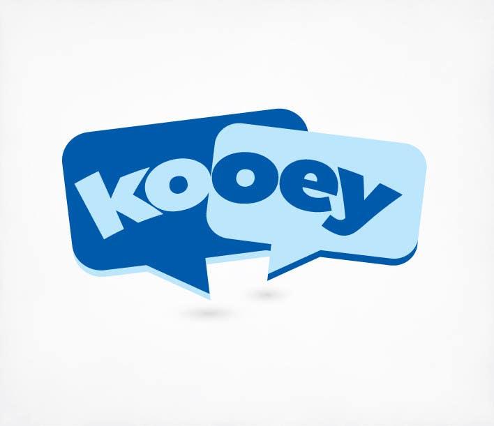 Bài tham dự cuộc thi #72 cho Design a Logo for KOOEY