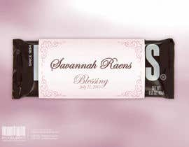 #6 untuk Design a Hershey Bar wrapper in Photoshop oleh ImPixelboy
