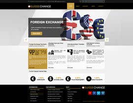 nº 12 pour Redesign the front page and concept for an existing website par designBox16