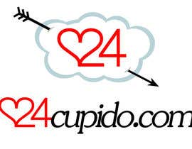 #20 for Logo design for 24CUPIDO.COM - repost by lagitte