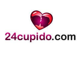 #30 for Logo design for 24CUPIDO.COM - repost by allniarra