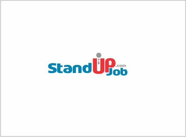 Bài tham dự cuộc thi #                                        80                                      cho                                         Design a Logo for Stand-UpJob.com