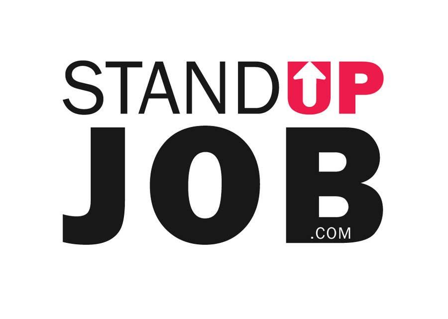 Bài tham dự cuộc thi #                                        84                                      cho                                         Design a Logo for Stand-UpJob.com