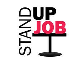 #87 for Design a Logo for Stand-UpJob.com af al3ksx
