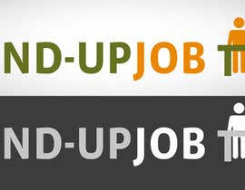 #77 for Design a Logo for Stand-UpJob.com by mromanaa
