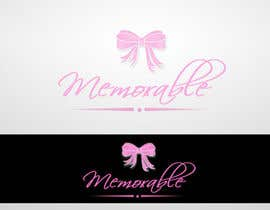 "#45 para Design logo for ""Memorable Wedding.me"" por shrish02"