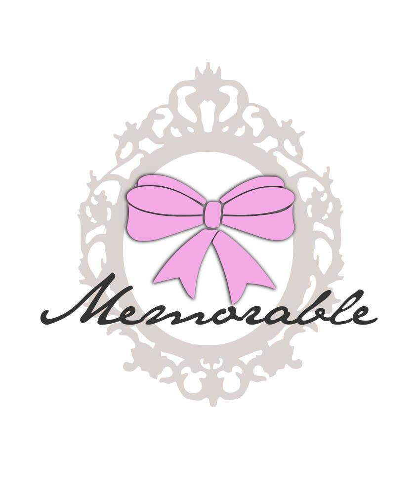 """Penyertaan Peraduan #58 untuk Design logo for """"Memorable Wedding.me"""""""
