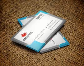 nº 35 pour Create Business Cards for Technology Company par Zeshu2011