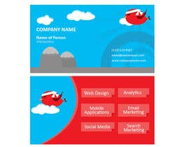 nº 27 pour Create Business Cards for Technology Company par emocore07