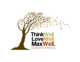 #7 para Logo for ThinkWell LoveWell MaxWell por maisieeverett