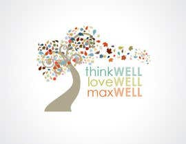 #172 para Logo for ThinkWell LoveWell MaxWell por dinohernandez
