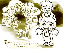 #73 cho Illustrate Characters for a Childrens Book bởi elderwand86