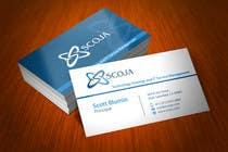 Bài tham dự #272 về Graphic Design cho cuộc thi Business Card Design for SCOJA Technology Partners