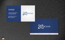 Bài tham dự #252 về Graphic Design cho cuộc thi Business Card Design for SCOJA Technology Partners