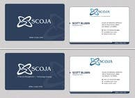 Bài tham dự #127 về Graphic Design cho cuộc thi Business Card Design for SCOJA Technology Partners