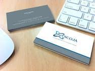 Bài tham dự #203 về Graphic Design cho cuộc thi Business Card Design for SCOJA Technology Partners