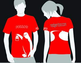 #144 para Fashion T-Shirt design de nobinkurian