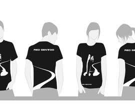 #142 для Fashion T-Shirt design от todeto