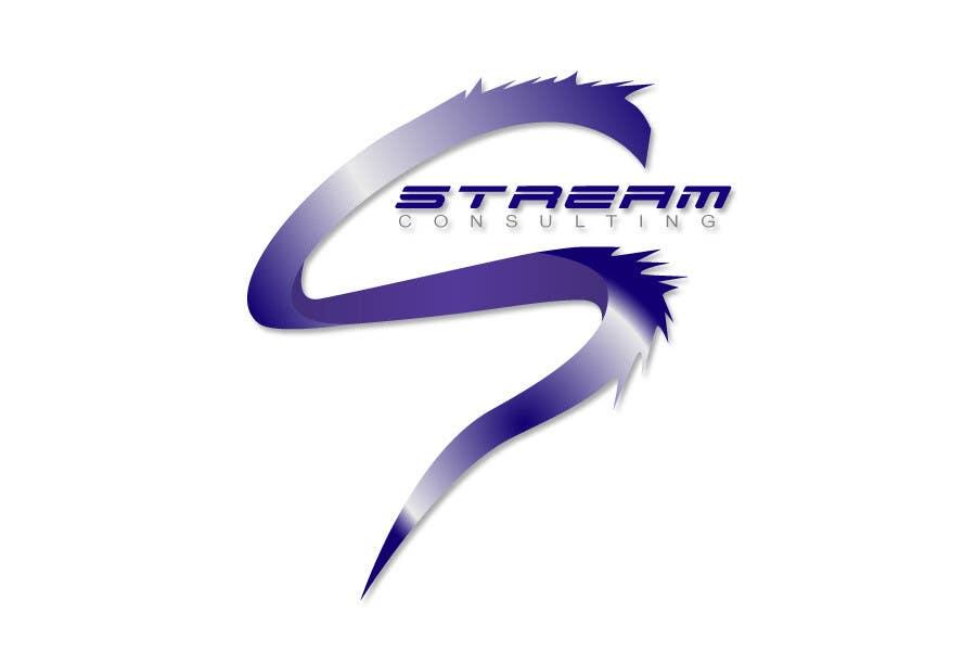Proposition n°                                        54                                      du concours                                         Logo Design for Stream