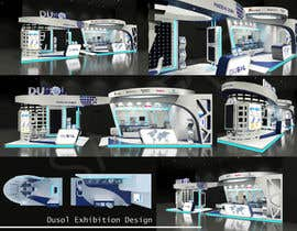 Exhibition Stall Height : D design and modeling of exhibition stand freelancer