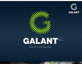 #126 for Design eines Logos for Galant AG by HallidayBooks
