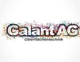 logoarts tarafından Design eines Logos for Galant AG için no 188