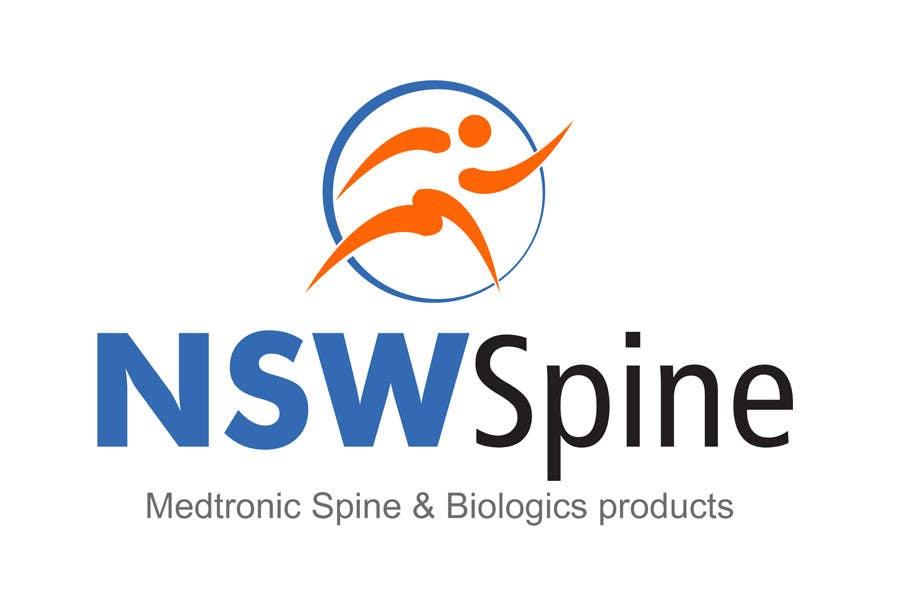 Penyertaan Peraduan #                                        262                                      untuk                                         Logo Design for NSW Spine