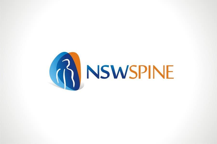 Konkurrenceindlæg #289 for Logo Design for NSW Spine