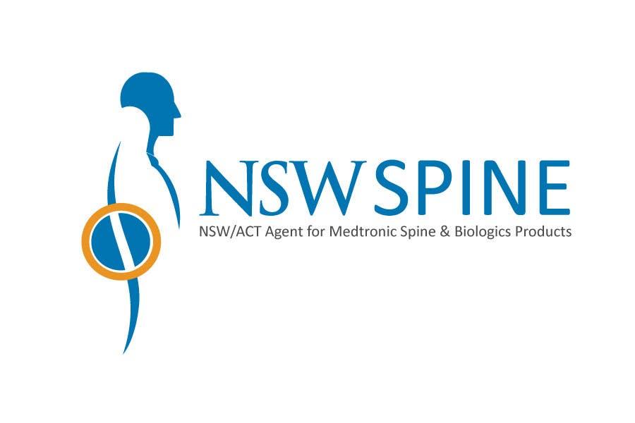 Konkurrenceindlæg #52 for Logo Design for NSW Spine