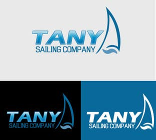 #161 for Logo for sailing team by fanifarhan8
