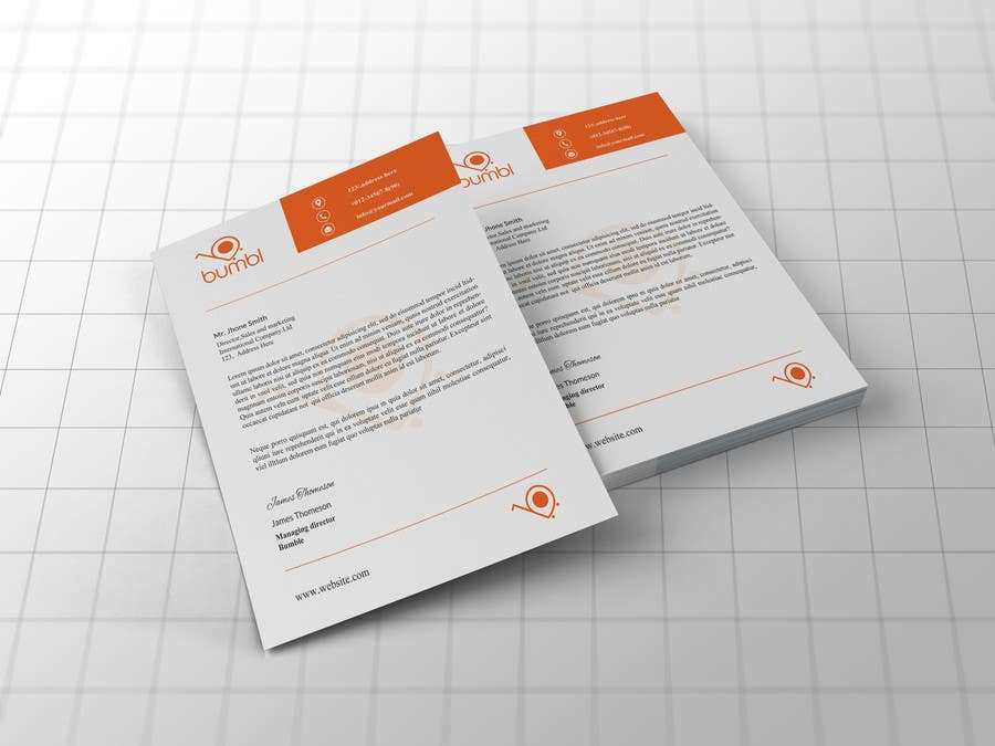 Entry #70 by websketchworld for Business Card/Letterhead/Box ...