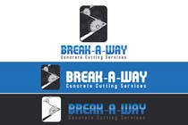 Graphic Design Contest Entry #37 for Logo Design for Break-a-way concrete cutting services pty ltd.