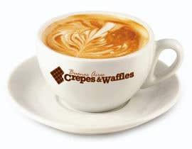 Nro 23 kilpailuun Diseñar un logotipo para Buenos Aires Crepes Y Waffles käyttäjältä giriza