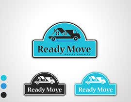 #117 for Ready Move needs a Logo ! by alexandracol