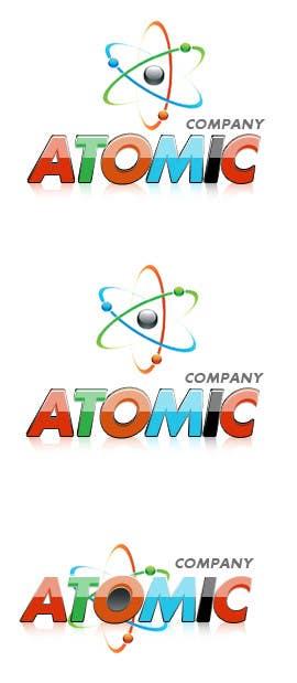 Inscrição nº 158 do Concurso para Design a Logo for The Atomic Series of Sites