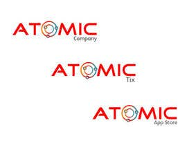 #182 for Design a Logo for The Atomic Series of Sites af sagorak47